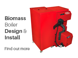 Selected Eco Energy - Biomass Boilers and System Design
