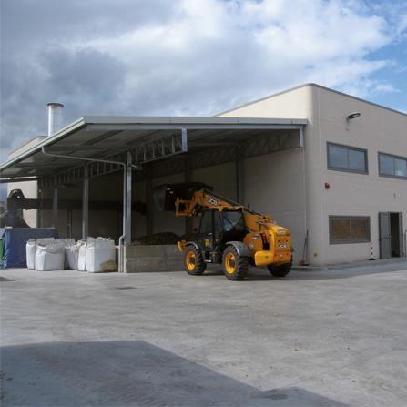 Biomass cogeneration